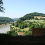 Blick Mittelberg Neckargerach